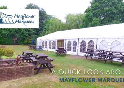 Mayflower Marquees